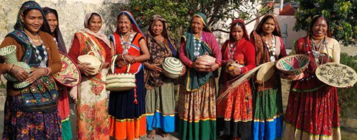 HANDWOVEN MOONJ GRASS PRODUCTS - ORGANIC AND SUSTAINABLE WAY OF LIFE